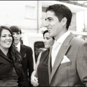 Música para la entrada del novio en bodas religiosas - Cortesía de Paloma Baíllo www.fotoenbodas.com